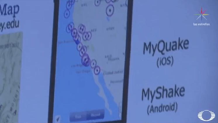 La Universidad de Berkeley ofrece aplicación 'My Shake'