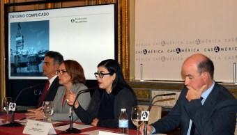 México espera buen resultado de renegociación de TLCAN, dice Vanessa Rubio