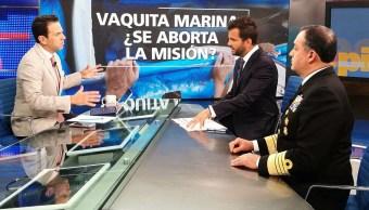 operacion rescate vaquita marina suspenso afirma pacchiano