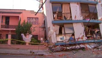 Vecinos de Saratoga 714 esperan demolición y apoyos de la delegación Benito Juárez