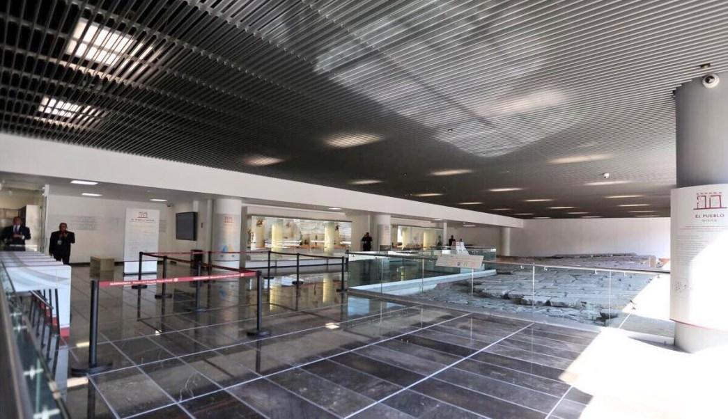 nauguran nuevo acceso al Museo del Templo Mayor