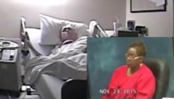 Cámara oculta revela agonía de enfermo ante risas de las enfermeras