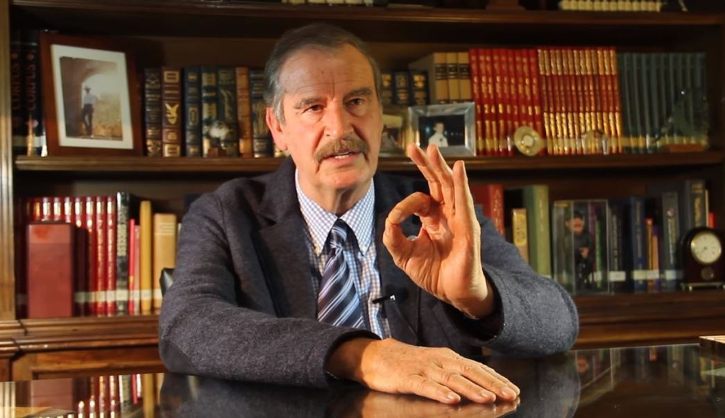Vicente Fox elogia a José Antonio Meade