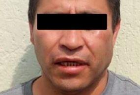 Detienen a violador serial en la delegación Coyoacán