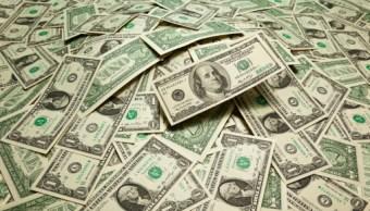 Dólar se vende en promedio en $19.62 en aeropuerto capitalino