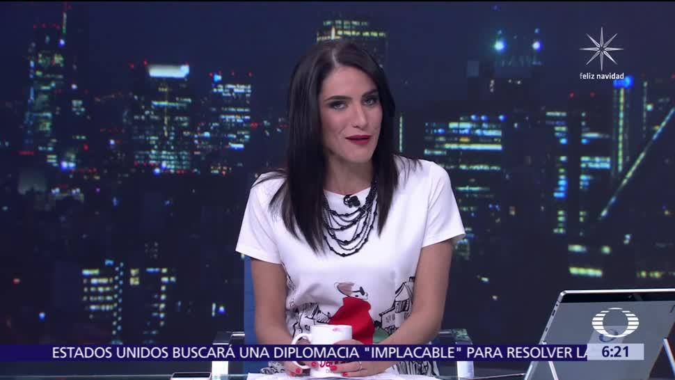 Las noticias, con Danielle Dithurbide: Programa del 1 de diciembre del 2017
