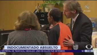 Declaran inocente al migrante mexicano acusado de asesinato en San Francisco