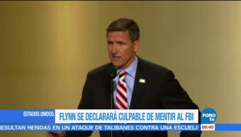Michael Flynn podría declararse culpable de mentir al FBI
