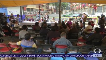 Damnificados rechazan Ley de reconstrucción
