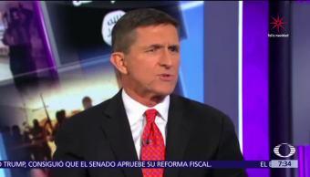 Flynn se declara culpable de mentir en contactos con Rusia
