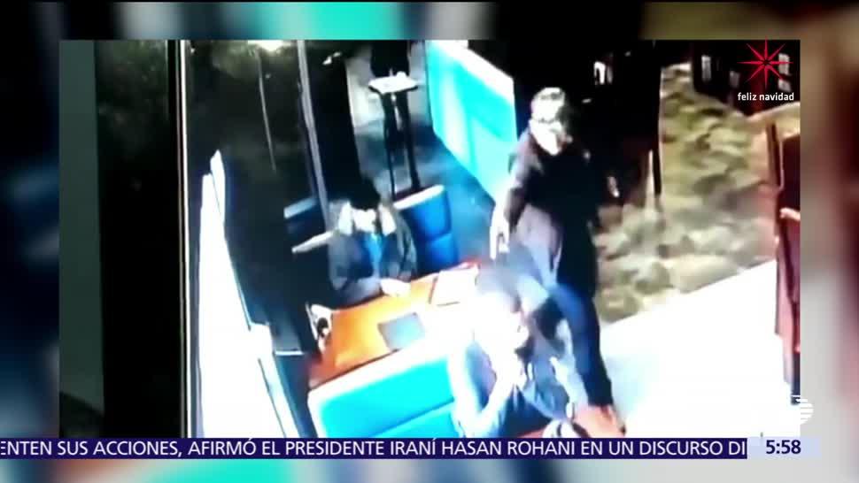 Asesinan en restaurante a mando policíaco de Chihuahua