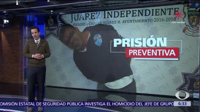 En Chihuahua, arrestan a policías y un juez agrede a una mujer