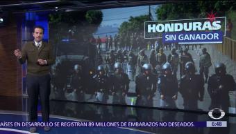 Aumenta la crisis política en Honduras