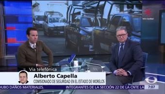 Temixco, ¿operativo o ejecución extrajudicial?, habla Alberto Capella en Despierta