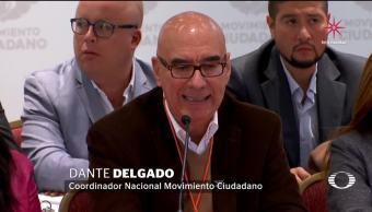 MC propone al Frente Ciudadano repartir candidaturas