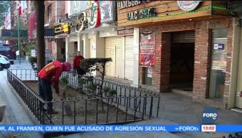 Comerciantes de la Zona Rosa denuncian hostigamiento de autoridades capitalinas