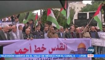 Decisión de Trump sobre Jerusalén genera protestas y criticas