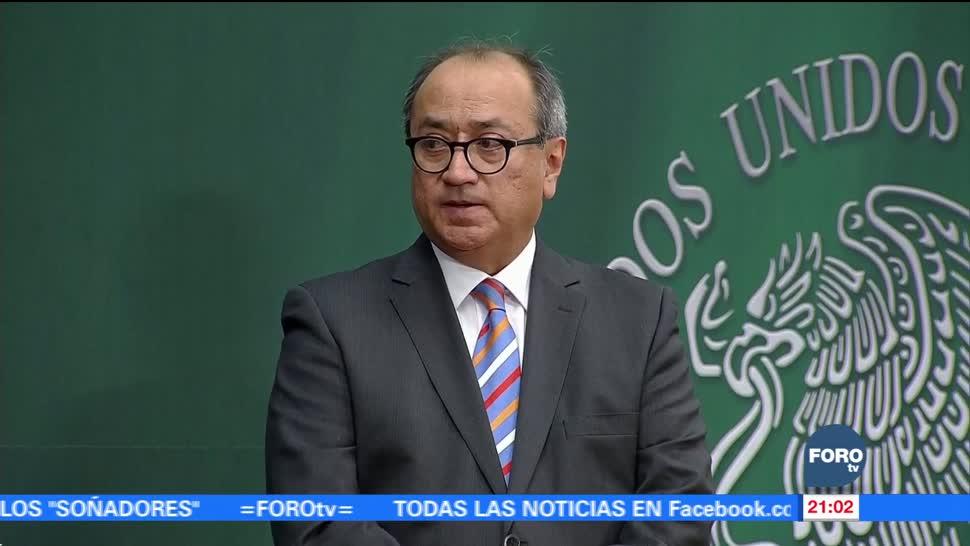 Otto Granados es el nuevo titular de la SEP