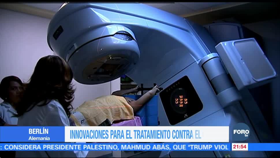 Innovaciones para el tratamiento contra el cáncer