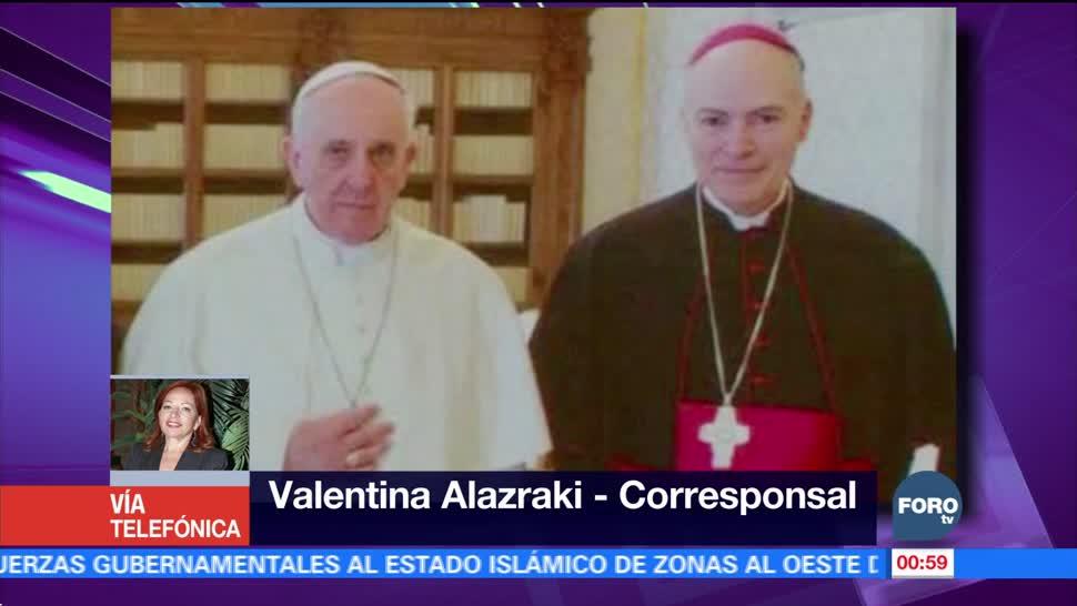 El Vaticano nombrará al nuevo arzobispo de la CDMX