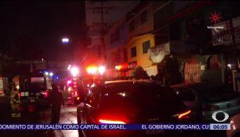 Muere niña en incendio de casa en Santa Fe