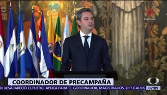 Aurelio Nuño deja el gabinete para unirse al equipo de Meade