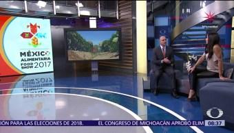Inicia la Expo México Agroalimentaria 2017 Food Show