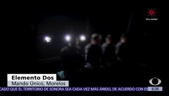Policías de Temixco narran operativo que dejó civiles muertos