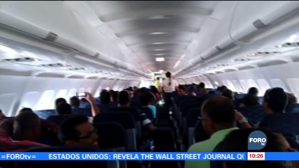 Extra Extra: Se descomponen los baños de un avión