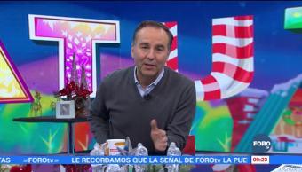 Matutino Express del 8 de diciembre con Esteban Arce (Bloque 2)