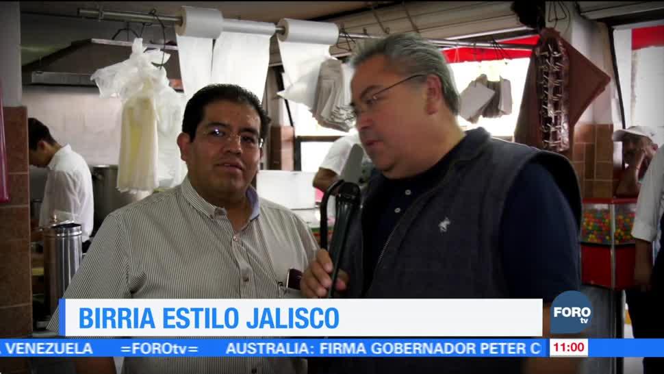 Viernes culinario: Una birria estilo Jalisco
