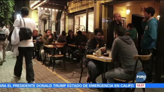 Colonia Condesa recupera actividad económica y social