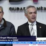 Mancera permanecerá al frente de la jefatura de Gobierno de la CDMX