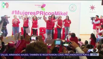 Mikel Arriola se reúne con sectores priistas