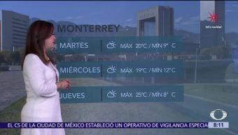 Clima Al Aire: CDMX registrará ambiente frío y heladas matutinas