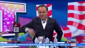 Matutino Express del 11 de diciembre con Esteban Arce (Bloque 1)