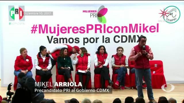 Mancera responde a crítica de Mikel Arriola