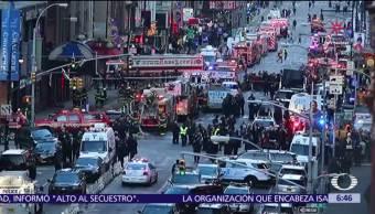 Autor de atentado en Nueva York es fiel al Estado Islámico