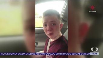 Famosos condenan bullying contra Keaton en secundaria de Tennessee