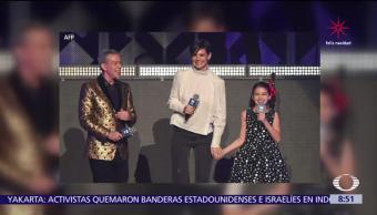 Katie Holmes y su hija Suri sorprenden durante concierto en Nueva York