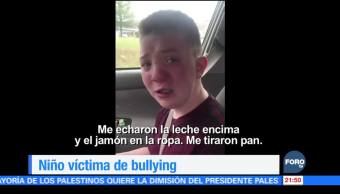 Keaton Jones, símbolo de la lucha contra el bullying