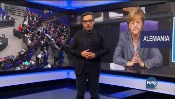 Merkel aún no logra formar gobierno