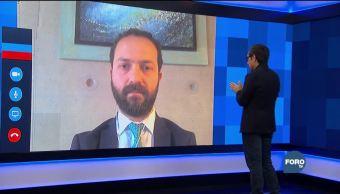 Genaro Lozano entrevista a Sergio González Serna