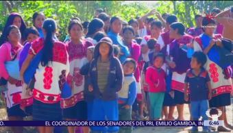 Indígenas desplazados en Chiapas mueren de hambre y frío