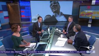 René Delgado y las peculiaridades de los tres precandidatos