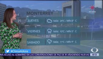 Clima Al Aire: Prevalecerá el ambiente frío en el Valle de México