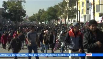 Rompen récord de visitas en la Basílica de Guadalupe