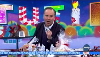 Matutino Express del 14 de diciembre con Esteban Arce (Bloque 3)