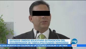 EU solicita la extradición de Eugenio Hernández Flores