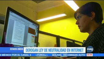 EU termina con la neutralidad de internet